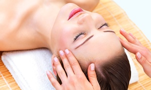 Sodzo Therapeutics: One or Three Facial Renewal Peels with Blueberry Mask and Relaxation Massage at Sodzo Therapeutics (69% Off)