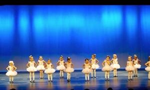 Tutu Ballet Academy: Four Ballet Classes from Tutu Ballet Academy (67% Off)