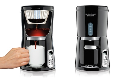 Coffee Maker Groupon : 10-Cup Brewstation Coffee Maker Groupon Goods