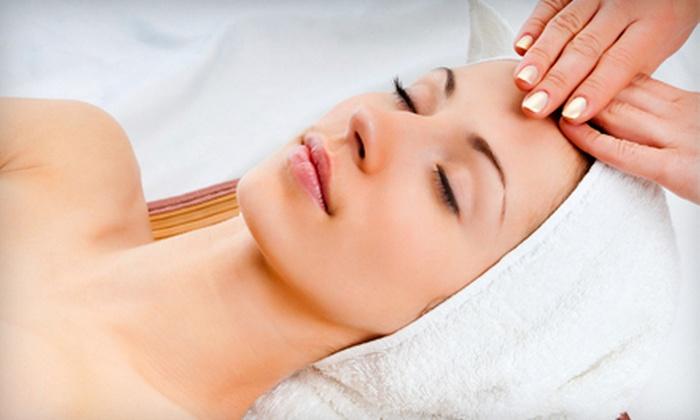 Azemi Salons - Pine: Facial or Massage at Azemi Salons (Up to 53% Off)
