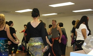 Samra's Expressions: Up to 52% Off Fitness Belly Dancing Classes at Samra's Expressions