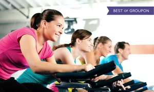 StudioFit LA: 5 or 10 Spinning Classes at StudioFit (Up to 57% Off)