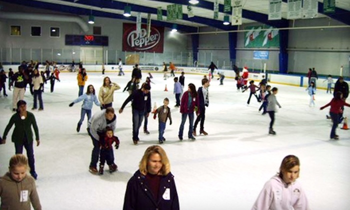 Dr Pepper StarCenters - Multiple Locations: Ice Skating and Skate Rentals for Two or Four or Six Weeks of Skate School from Dr Pepper StarCenters (Up to 66% Off)