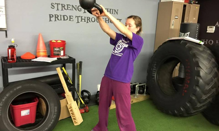 Primal Strength And Fitness - Stoughton: 10 Circuit Training Classes at Primal Strength and Fitness LLC (65% Off)