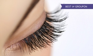 Manisa's Nails and beauty: 3D Brows With Eyelash Extensions (£25) Plus Shape and Tint (£37) at Manisa's Nails and Beauty
