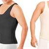 Men's High-Compression Vest and Toning Body Shaper