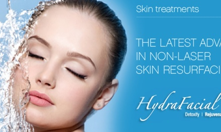 Up to 54% Off Hydrafacials at Concierge Spa Services