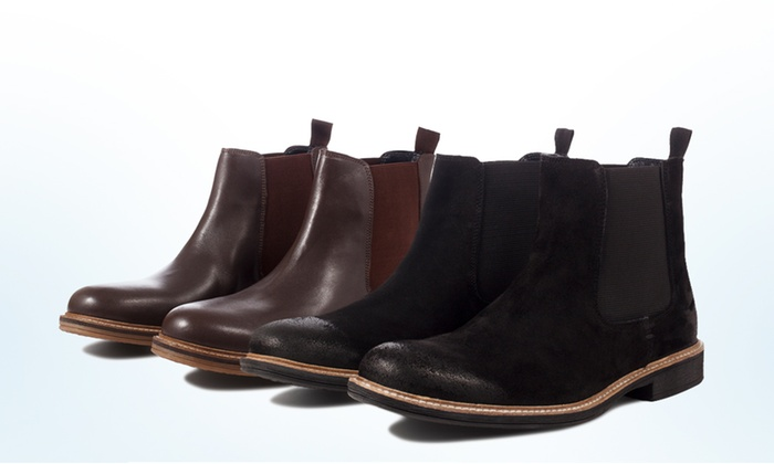 s chelsea boots groupon goods