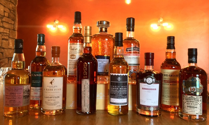 Castelhill Whisky Shop - The Whisky Trail: Scottish Whisky Tasting or ...: https://www.groupon.co.uk/deals/castelhill-whisky-shop