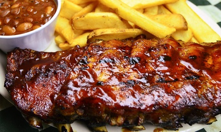 $18 for $30 Worth of Barbecue and American Food at Dillon's Restaurant