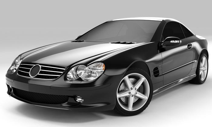 Elite Dream Cars - Walnut Valley: $110 for $200 Worth of Luxury Car Rental — Elite Dream Cars