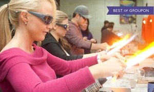Zen Glass Studios: Pendant Making for One or Two, or Private Project Workshop for Up to Four at Zen Glass Studios (Up to 47% Off)