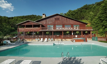 2- or 3-Night Cabin Stay at Tuckaleechee Retreat Center and Cabins in Great Smoky Mountains, TN