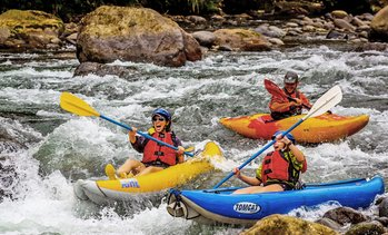 8-Day All-Inclusive Adventure Package from Costa Rica Rios