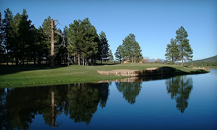 Elephant Rocks Golf Course - Williams: Round of Golf for Two or Four with Hot Dogs, Beers, and Range Balls at Elephant Rocks Golf Course (Up to 55% Off)