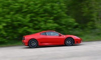 Junior Ferrari Driving Experience in a Ferrari 360 in August, September or October (62% Off)