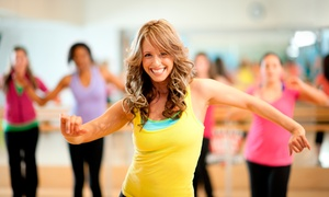 Lady of America Westchester: 10 or 20 Women's Fitness or Indoor-Cycling Classes at Lady of America Westchester (Up to 84% Off)