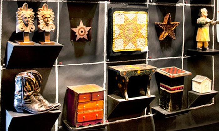 The Santa Fe Show Objects of Art - Historic Guadalupe: Art-Show and Festival Passes for One, Two, or Four to The Santa Fe Show Objects of Art (Up to 55% Off)