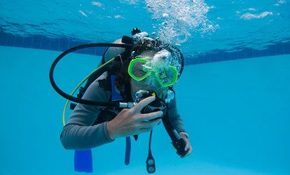image for Two-Hour Scuba Diving Experience For One to Four People from £13 with Diveline