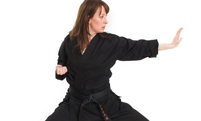 Kuk Sool Won of Madison Heights - Madison Heights: $49 for One Month of Unlimited Martial-Arts Group Training at Kuk Sool Won of Madison Heights ($110 Value)