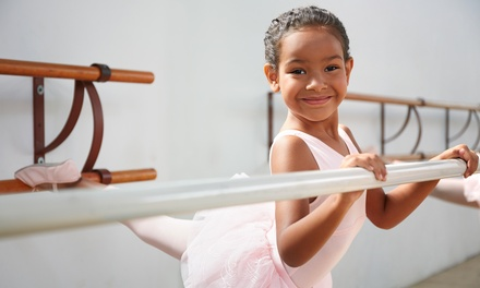 Up to 40% Off One Session of Dance or Gymnastics Classes at Northwest Aerials