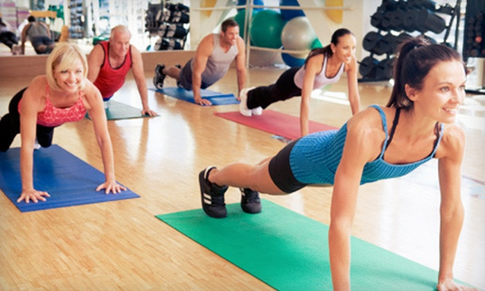 High Energy Physiotraining - Davie: Four or Eight Weeks of Unlimited Boot-Camp Classes at High Energy Physiotraining (Up to 85% Off)