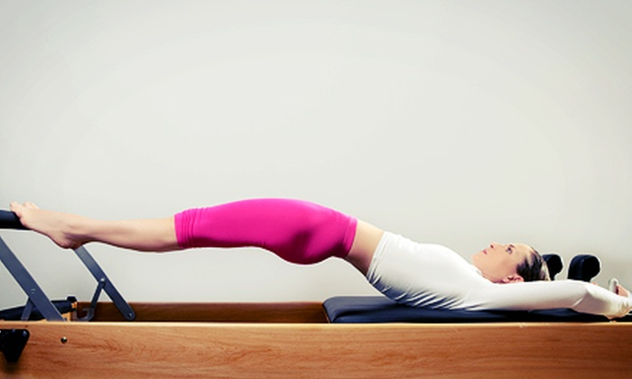 Club Pilates Tucson - Richland Heights West: Five or Eight Reformer Pilates Classes at Club Pilates (Up to 51% Off)