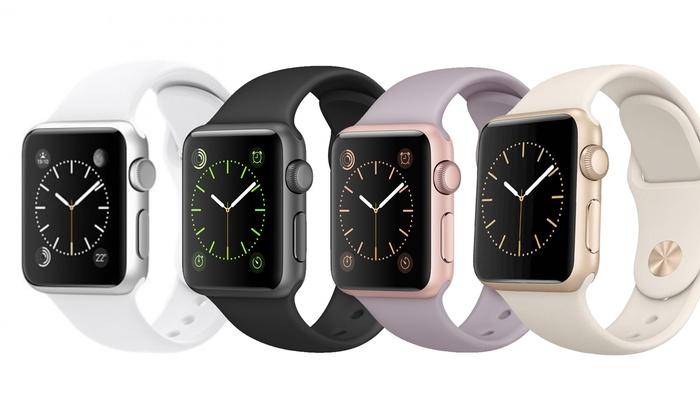 Apple Watch Sport 38mm or 42mm