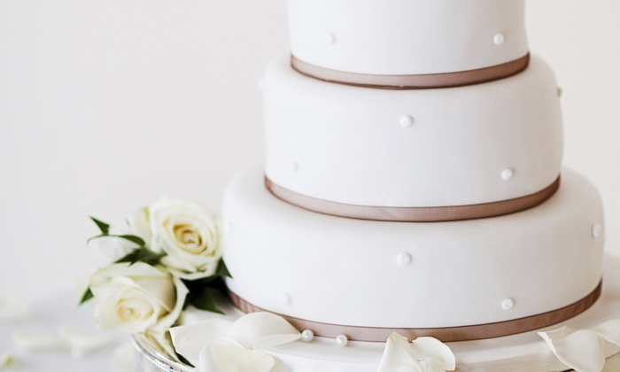 Simply Lush In Morriston SWANSEA Groupon - Wedding Cake Swansea