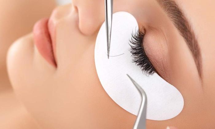 Mai Diva Lashes - Spring: Full Set of Eyelash Extensions at Mai Diva Lashes (61% Off)