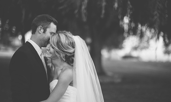 Joey Houle Wedding Photography - Sacramento: Two-Hour Photo Session or All-Day Wedding-Photography Package from Joey Houle Wedding Photography (Up to 60% Off)