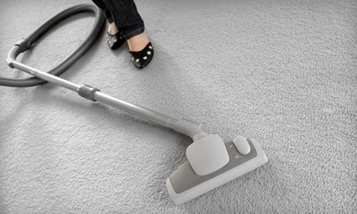 Go Clean - Brooklawns: Carpet Cleaning for Two Rooms and a Hallway or Seven Areas, or Duct Cleaning for 10 Vents from Go Clean (Up to 67% Off)