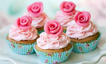 Two-Hour Cake- or Cupcake-Decorating Class at Sugartiers (75% Off)