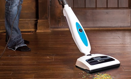 Steamfast 2-in-1 Sweeper and Steam Mop. Free Returns.