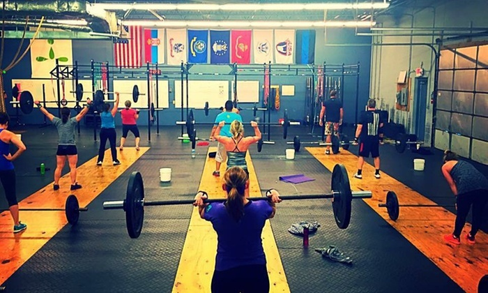 Crossfit Mantra - Broadview Heights: Six Weeks of Sports Camp at CrossFit Mantra (66% Off)