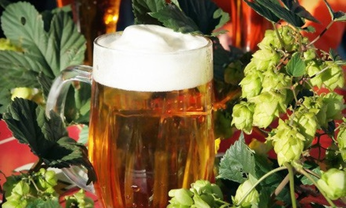 The Cellar Homebrew - Seattle: Beer-Making Class for One or Two at The Cellar Homebrew (55% Off)