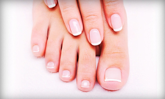 Trio Salon - Mill Valley: $25 for Deluxe French Shellac Manicure at Trio Salon ($55 Value)