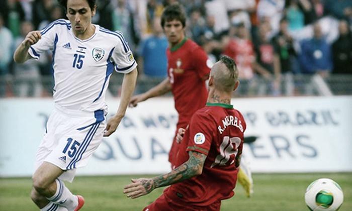 Israel vs. Honduras - Flushing Meadows Corona Park: International Soccer Match Between Israel and Honduras on June 2 at Citi Field (Up to 64% Off). Three Seating Options.