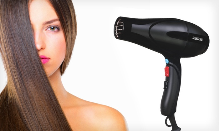 Cricket Alumilite Ionic Hair Dryer: $69 for a Cricket Centrix Alumilite Ionic Professional Hair Dryer ($199.95 List Price). Free Shipping and Free Returns.