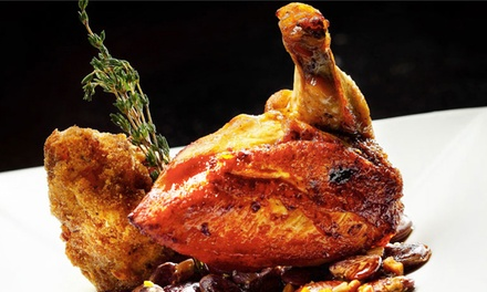$12 for $25 Worth of Upscale American Cuisine at Whitfield's Restaurant