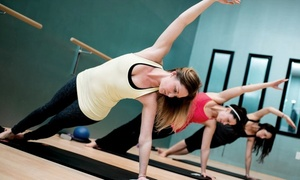 My Thrive Pilates: 5 or 10 Mat or Barre Classes at My Thrive Pilates (Up to 50% Off)