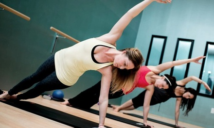 5 or 10 Mat or Barre Classes at My Thrive Pilates (Up to 55% Off)