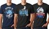 Men's Sci-Fi Bar T-Shirts: Men's Sci-Fi Bar T-Shirts