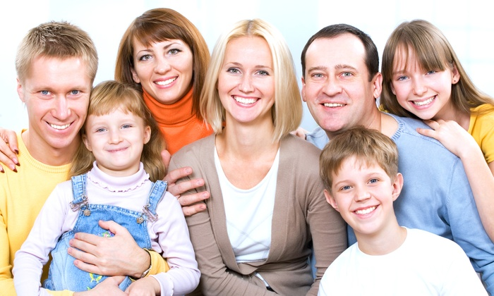 Modern Family Dentistry - GLENDALE: $55 for Exam, X-Rays, Bacteria Reduction, and Cancer Screening  at Modern Family Dentistry ($444 Value)