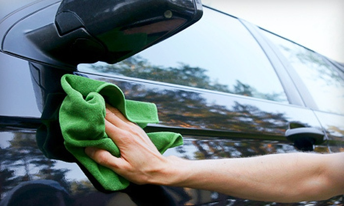 Foam Factory Hand Carwash & Express Detail - Newtown: Auto Detailing at Foam Factory Hand Carwash & Express Detail in Feasterville (Up to 68% Off). Four Options Available.