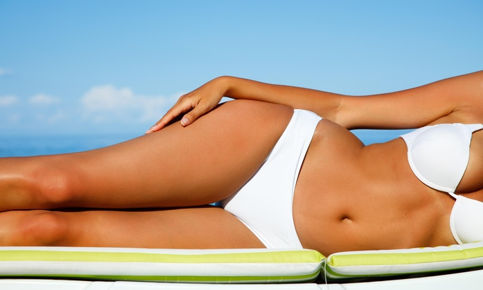 Beach Beauty Health Spa - Miami Beach: $15 Off Five Tanning Sessions at Beach Beauty Health Spa
