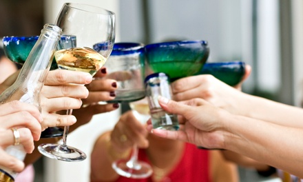 Cinco de Mayo Pub Crawl for Two, Four, or Eight from Boston Event Guide (Up to 56% Off)