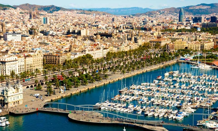 6-Day Barcelona Vacation with Airfare from Friendly Planet Travel - Barcelona: 4-Night Barcelona Vacation with Round-Trip Airfare from Friendly Planet Travel