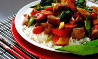 GROUPON: 41% Off Chinese Takeout from Spring Garden Spring Garden