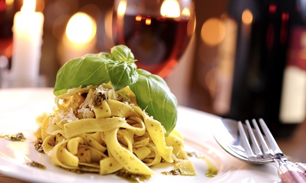 Three-Course Meal with Wine or Beer for Two or Four at La Stalla Italian Restaurant (Up to 52% Off)